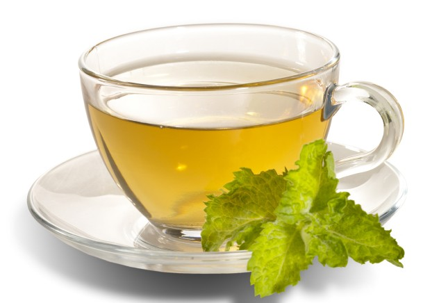 Image result for Green Tea with Mint