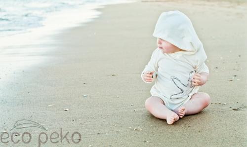 Eco Peko Bamboodie Starfish Print
