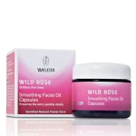 Weleda Wild Rose Smoothing Facial Oil capsules