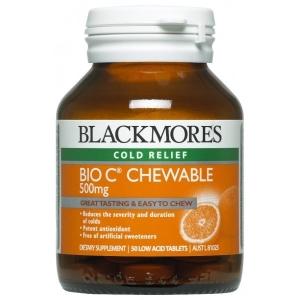 Blackmores Bio C Chewable