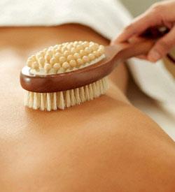 Dry Body Brush Treatment