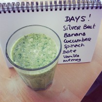 Echolife 21 Day Green Smoothie Challenge Day 5