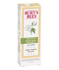 Burts Bees Sensitive Eye Cream 10g