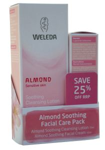 Weleda Almond Soothing Facial Care Pack