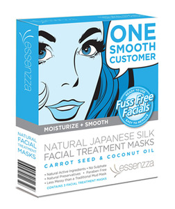 Essenzza Fuss Free Facials Moisturize and Smooth