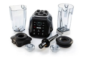 MegaMix Power Blender and Grinder Jug Bundle