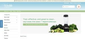 Echolife Australia New Website Redesign Homepage