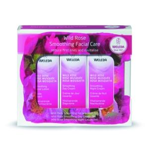Weleda Wild Rose Smoothing Facial Care Starter Pack