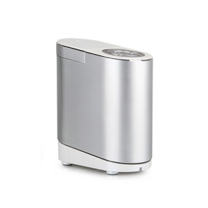 Alcyon Soma Nebulising Aroma Diffuser in an aluminium finish