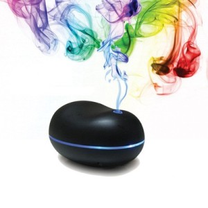 Alcyon Pebo Ultrasonic Usb Aroma Diffuser with coloured mist