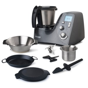 BioChef MyCook All-in-one Kitchen Machine with Included Extras