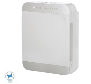 Cli~mate AP20 Hepa Air Purifier with the Sensitive Choice Blue Butterfly Logo