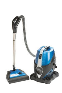 Sirena System Water Filtration Vacuum Cleaner with the Premium Power Nozzle attached